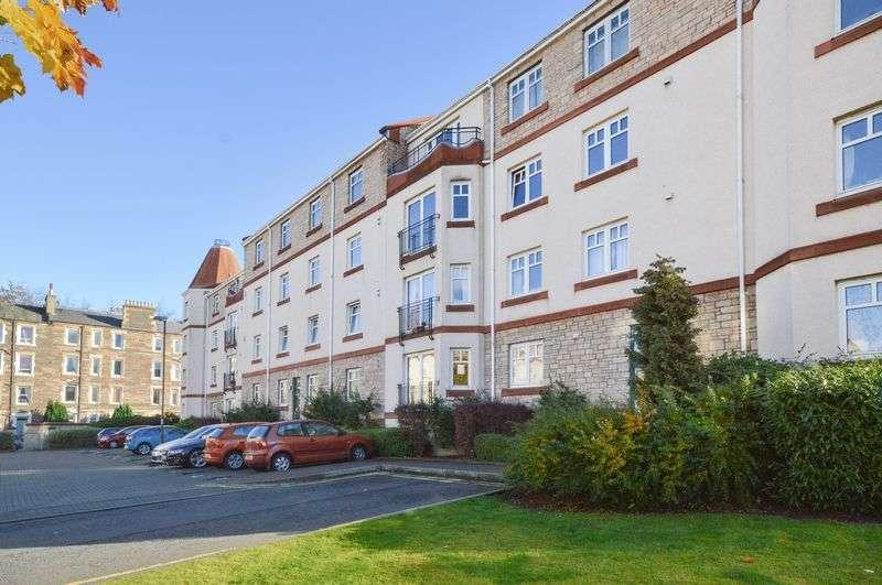 2 Bedrooms Flat for sale in 4/5 Sinclair Gardens, Shandon, Edinburgh, EH11 1UU