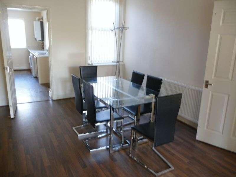 4 Bedrooms Terraced House for rent in Rothbury Terrace, Heaton