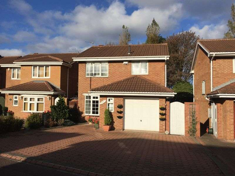 3 Bedrooms Detached House for sale in Prensgarth Way, South Shields