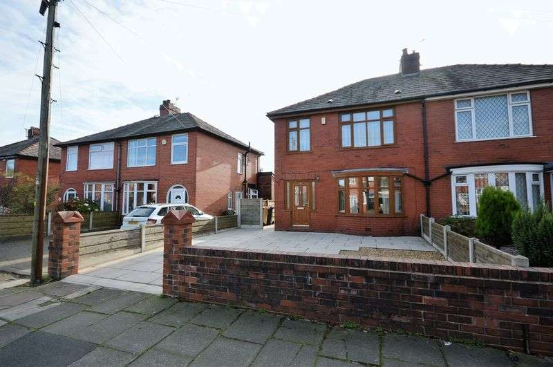 3 Bedrooms Semi Detached House for sale in Firwood Lane, Bolton