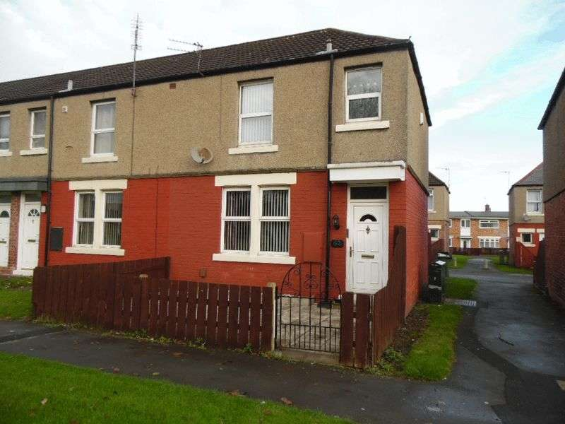 2 Bedrooms Terraced House for sale in The Drive, Washington