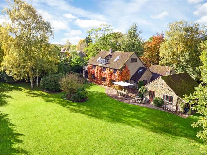 6 Bedrooms Detached House for sale in Cow Pool, Berrick Salome, Wallingford, Oxfordshire, OX10
