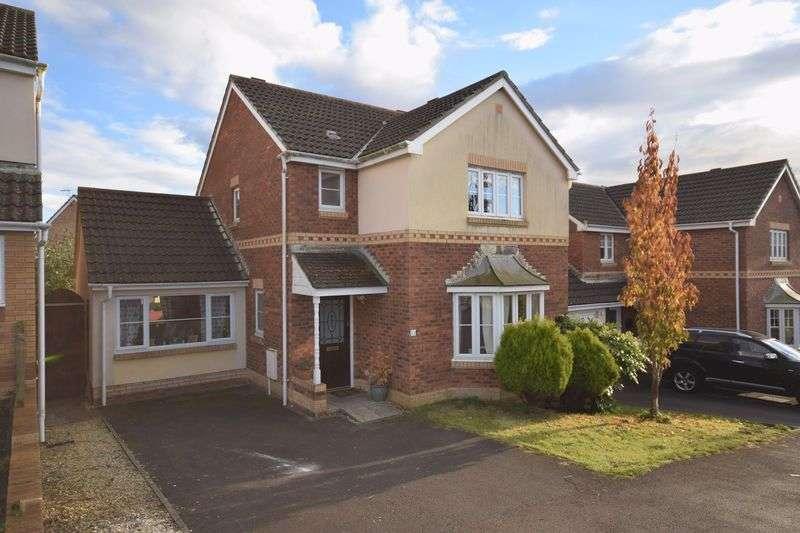 3 Bedrooms Detached House for sale in 12 Bryn Henfaes, Bridgend, CF31 5EW