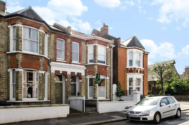 5 Bedrooms House for sale in Sarsfeld Road, Nightingale Triangle, SW12