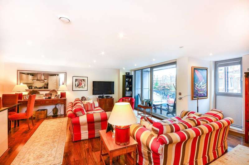 2 Bedrooms Flat for sale in Rochester Row, Westminster, SW1P