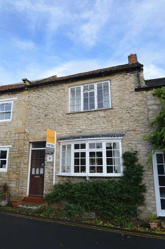 2 Bedrooms Terraced House for sale in Willowgate, Pickering