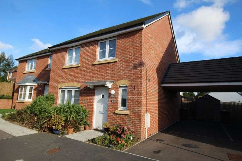 4 Bedrooms Detached House for sale in Maplewood, Langstone, Newport