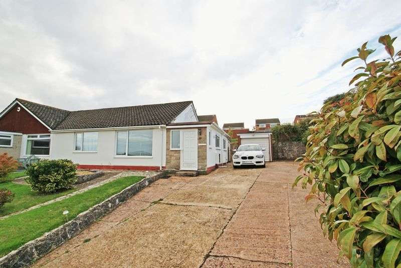 3 Bedrooms Semi Detached Bungalow for sale in Branscombe Close, Exeter