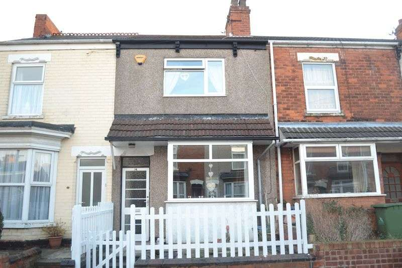 2 Bedrooms Terraced House for sale in Giles Street, Cleethorpes