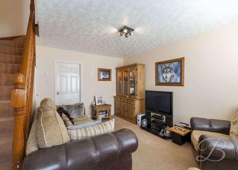2 Bedrooms Terraced House for sale in Shawcroft, Sutton-In-Ashfield