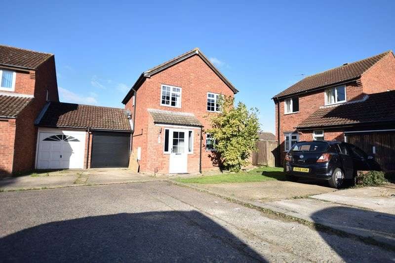 3 Bedrooms House for sale in Sewell Close, Aylesbury