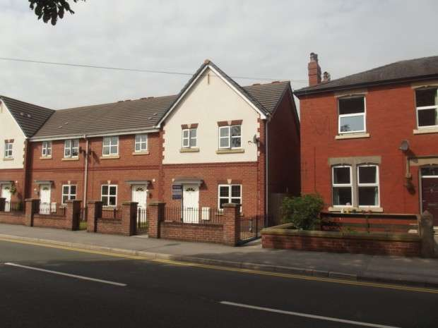 3 Bedrooms End Of Terrace House for sale in Sharoe Green Lane, Fulwood, Preston, PR2