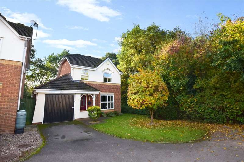3 Bedrooms Detached House for sale in Seddon Hill, Warfield, Berkshire, RG42