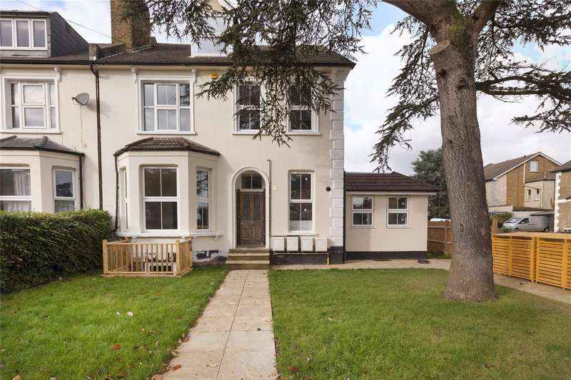 2 Bedrooms Apartment Flat for sale in Marlow Road, London
