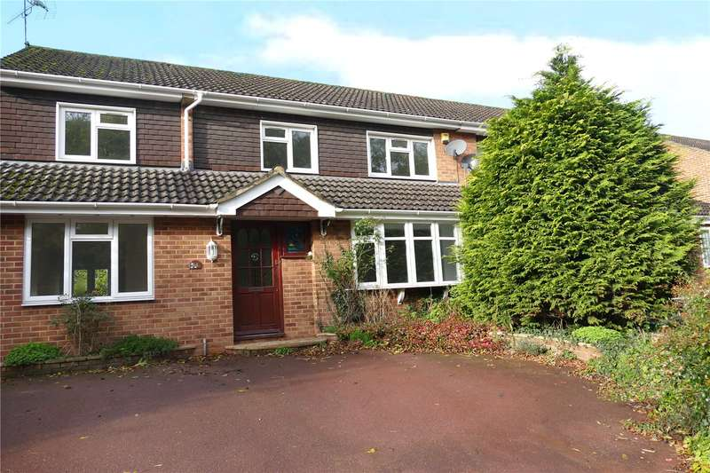 3 Bedrooms Terraced House for sale in Tippings Lane, Woodley, Reading, Berkshire, RG5