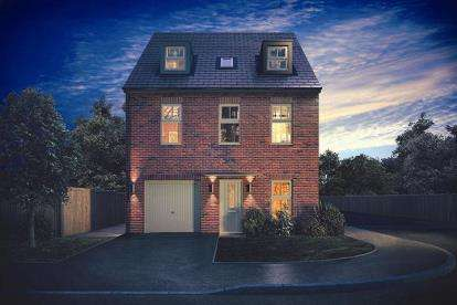 5 Bedrooms Detached House for sale in High Street, Linton, Swadlincote, Derbyshire