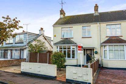 3 Bedrooms End Of Terrace House for sale in Southend-on-Sea, Essex