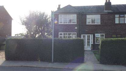 3 Bedrooms Semi Detached House for sale in Woodplumpton Road, Woodplumpton, Preston, Lancashire, PR4