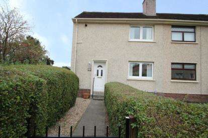 2 Bedrooms End Of Terrace House for sale in Rannoch Place, Paisley