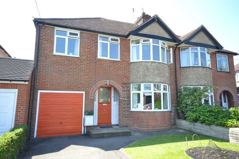 4 Bedrooms Semi Detached House for sale in Sixth Avenue, Chelmsford,, Chelmsford