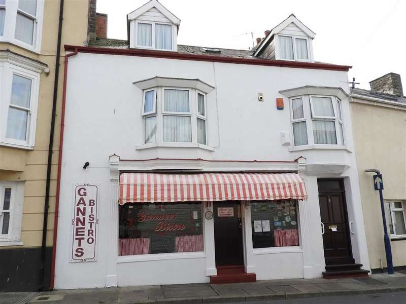 Property for sale in St. James's Square, Aberystwyth, Ceredigion