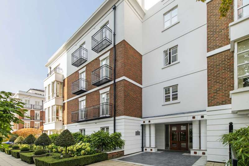 4 Bedrooms Apartment Flat for sale in Sycamore Lodge, Stone Hall Gardens, Kensington Green