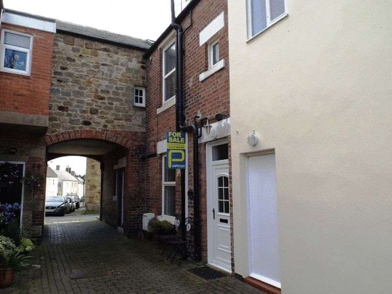 1 Bedroom Terraced House for rent in The Nook, Currys Buildings, Morpeth - One Bedroom House