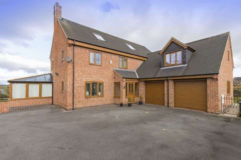 6 Bedrooms Detached House for sale in MOOR LANE, KIRK LANGLEY