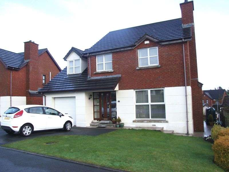 4 Bedrooms Detached House for sale in Molyneaux Avenue, Larne