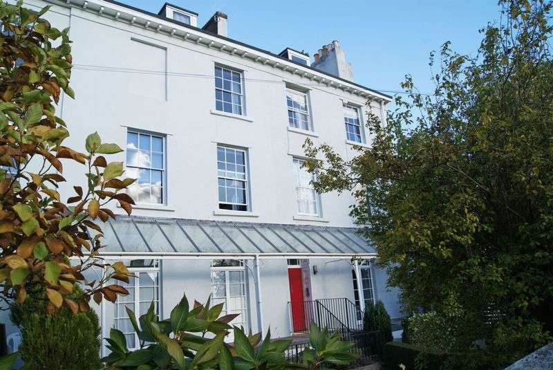 1 Bedroom Flat for sale in Belmont Road, Exeter