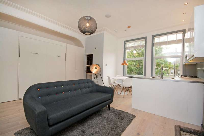 Studio Flat for sale in Talgarth Road, Barons Court, W14