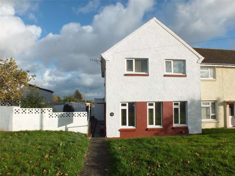 3 Bedrooms End Of Terrace House for sale in Picton Road, Hakin, Milford Haven