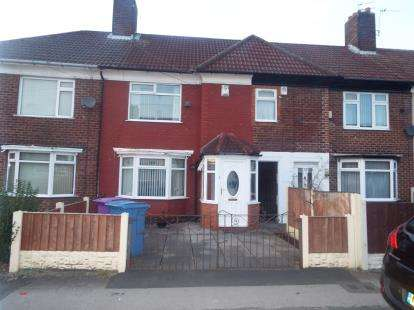 3 Bedrooms Terraced House for sale in Kingsheath Avenue, Liverpool, Merseyside, United Kingdom, L14