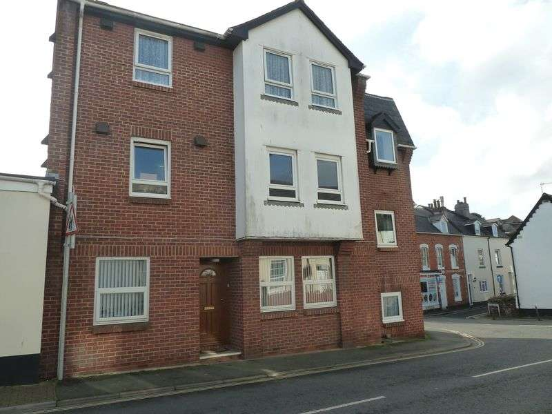 1 Bedroom Flat for sale in Alexandra Road, Dawlish