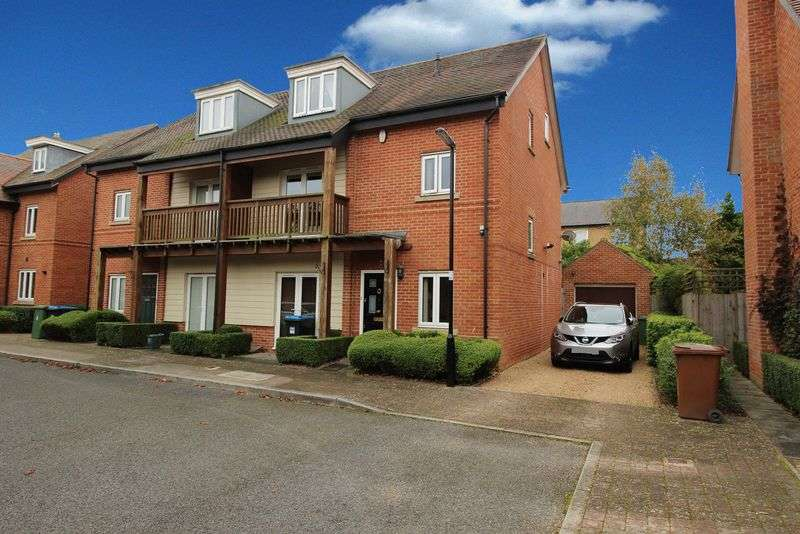 4 Bedrooms Semi Detached House for sale in ADAIR GARDENS, THE VILLAGE, CATERHAM ON THE HILL