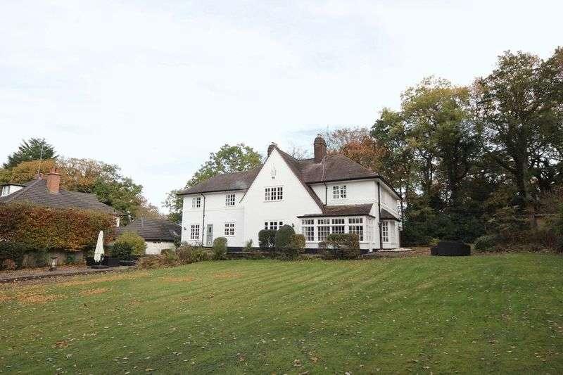 4 Bedrooms Detached House for sale in Benty Heath Lane, Willaston, Cheshire