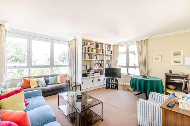 2 Bedrooms Flat for sale in Chelsea Manor Gardens, Chelsea, SW3