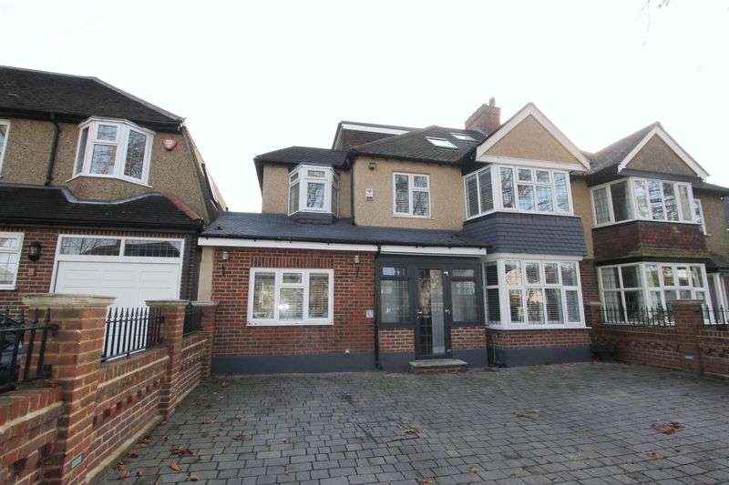 5 Bedrooms Semi Detached House for sale in Chestnut Avenue, Epsom