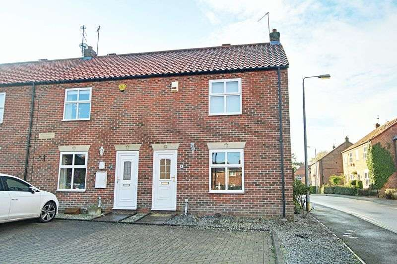 2 Bedrooms Terraced House for sale in Priestgate, Sutton-on-Hull