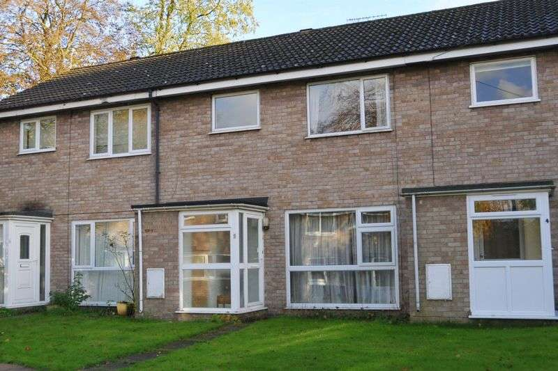 3 Bedrooms Terraced House for sale in Golden Triangle, Norwich, NR2