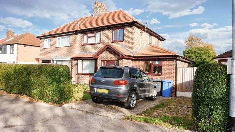 3 Bedrooms Semi Detached House for sale in Star Lane, Lymm