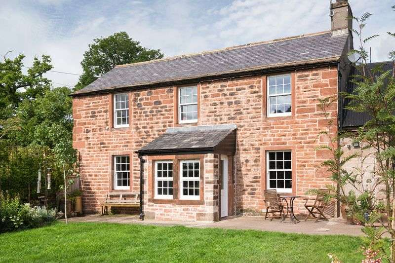 3 Bedrooms Detached House for sale in Croft House, Little Salkeld - House with Plot