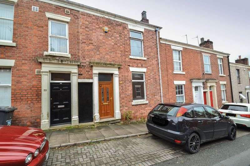 2 Bedrooms Terraced House for sale in Christ Church Street, Preston