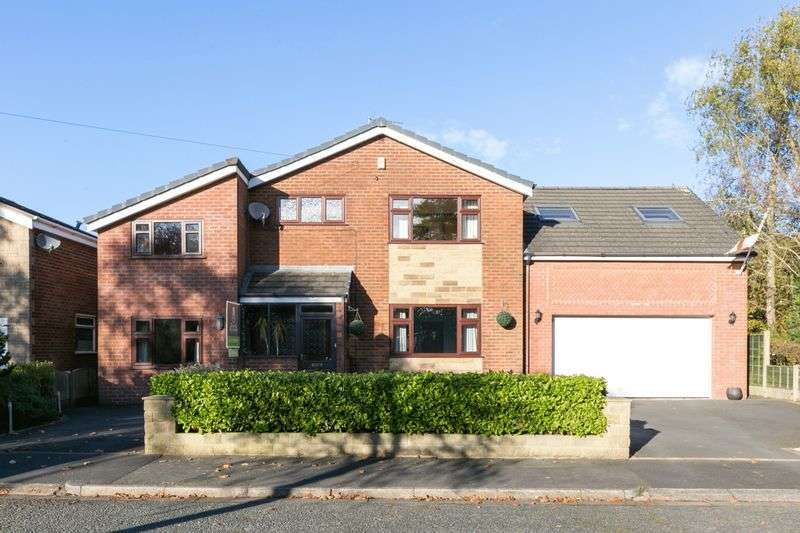 5 Bedrooms Detached House for sale in Course Lane, Newburgh, WN8 7LA