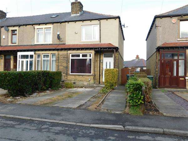 2 Bedrooms Town House for sale in Briggs Avenue, Wibsey, Bradford