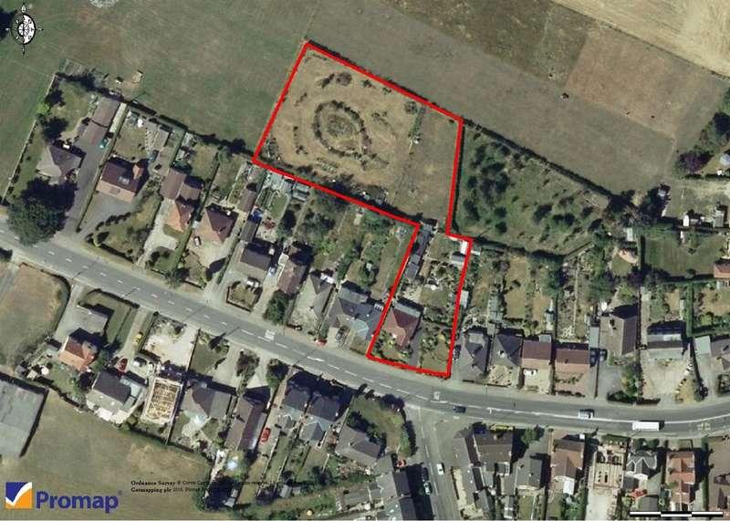 2 Bedrooms Detached House for sale in Belper Road, West Hallam