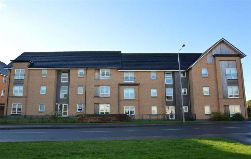 2 Bedrooms Apartment Flat for sale in Roxburgh Court, Carfin