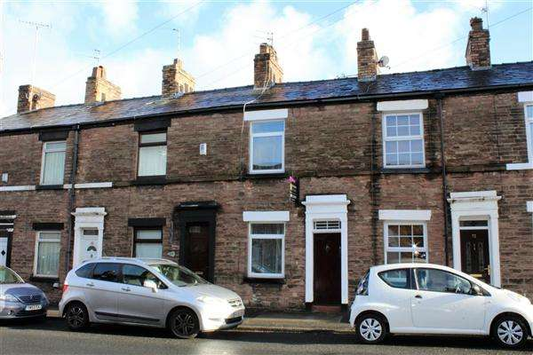 2 Bedrooms Terraced House for sale in Bond Street, Macclesfield