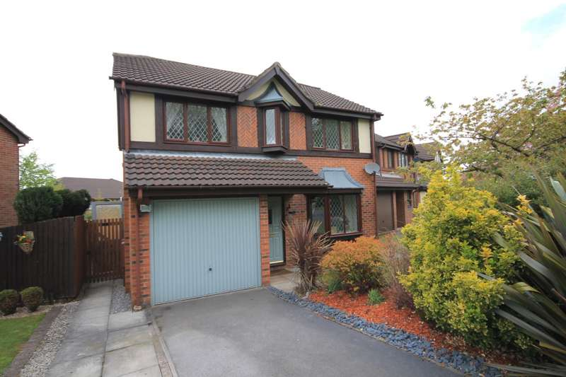 4 Bedrooms House for sale in Ashdown Drive, Whittle Le Woods, PR6