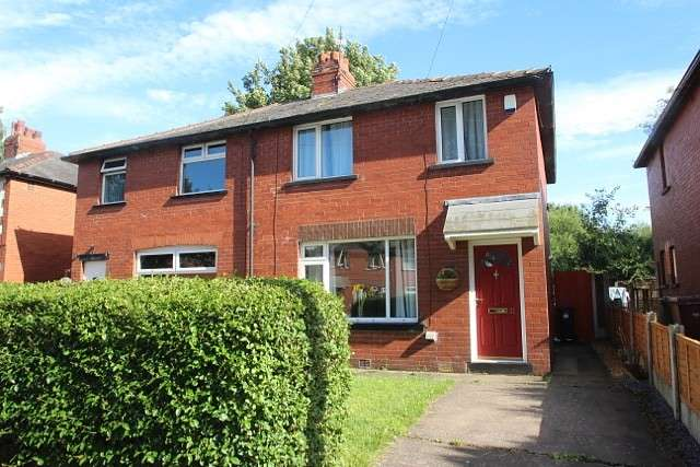 3 Bedrooms Semi Detached House for sale in Vale Avenue, Manchester, M26